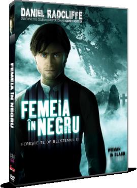 Femeia in negru / The Woman in Black - DVD