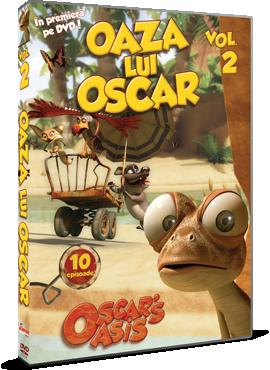 Oaza lui Oscar/ Oscar's Oasis - Volumul 2 - DVD