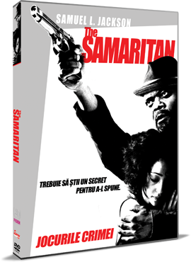 Jocurile crimei / The Samaritan - DVD