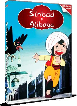 Sindbad si Alibaba / Sinbad & Alibaba - DVD
