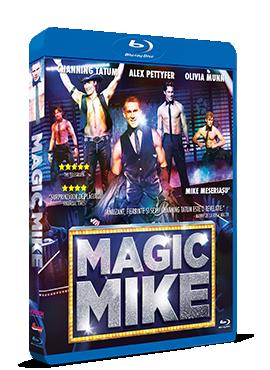 Mike Meseriasu' / Magic Mike - BLU-RAY
