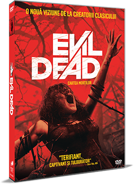 Cartea Mortilor / Evil Dead - DVD