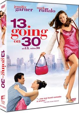 Azi 13, maine 30 / 13 Going on 30 - DVD
