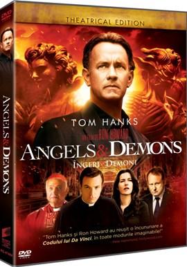 Ingeri si Demoni / Angels & Demons - DVD