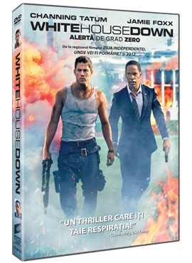 White House Down: Alerta de Grad Zero - DVD