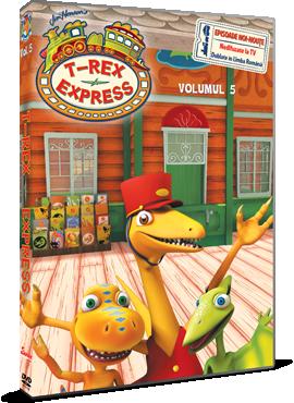 T-Rex Express Volumul 5 - DVD