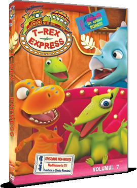 T-Rex Express Volumul 7 - DVD