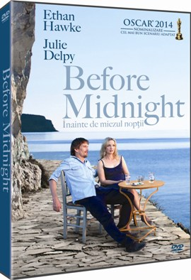 Inainte de miezul noptii / Before Midnight - DVD