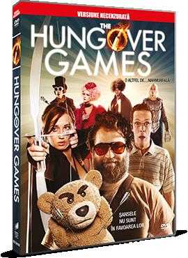 O altfel de... mahmureala / The Hungover Games - DVD