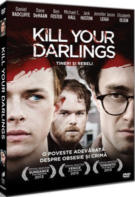 Tineri si rebeli / Kill Your Darlings - DVD