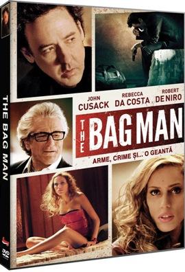 Arme, crime si... o geanta / The Bag Man - DVD