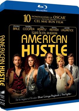 American Hustle: Teapa in stil american - BLU-RAY