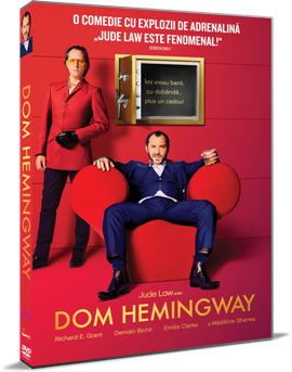 Dom Hemingway - DVD