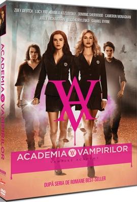 Academia Vampirilor / Vampire Academy - DVD