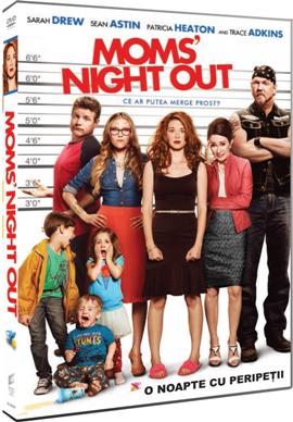 O noapte cu peripetii / Mom's Night Out - DVD