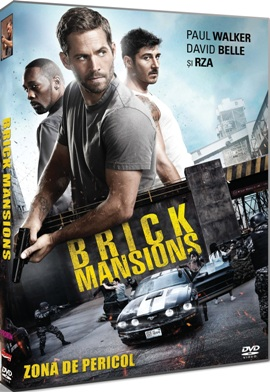 Zona de pericol / Brick Mansions - DVD
