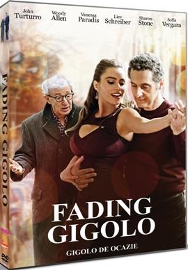 Gigolo de ocazie / Fading Gigolo - DVD