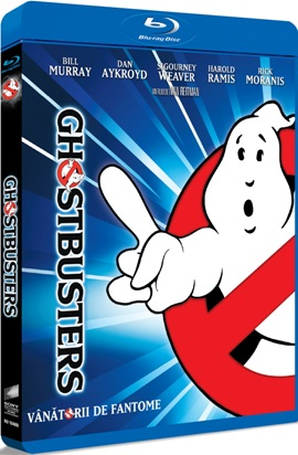 Vanatorii de fantome I / Ghostbusters I (1984) - BLU-RAY
