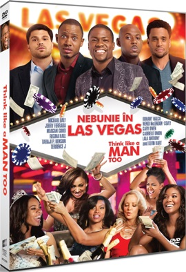 Nebunie in Las Vegas / Think Like a Man Too - DVD