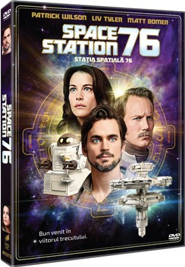 Statia Spatiala 76 / Space Station 76 - DVD