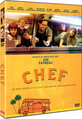 Chef - DVD