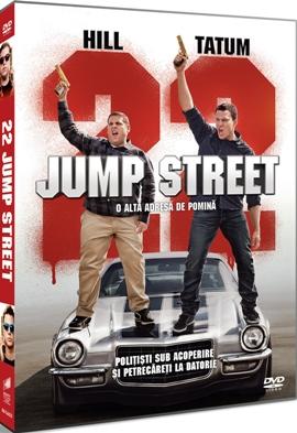 22 Jump Street: O alta adresa de pomina - DVD