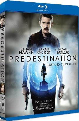 Luptand cu destinul / Predestination - BLU-RAY