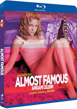 Aproape celebri / Almost Famous - BLU-RAY