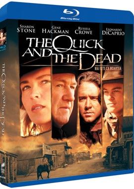 Mai iute ca moartea / The Quick and the Dead - BLU-RAY