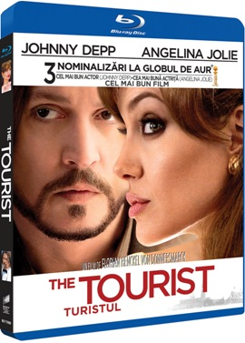 Turistul / The Tourist - BLU-RAY