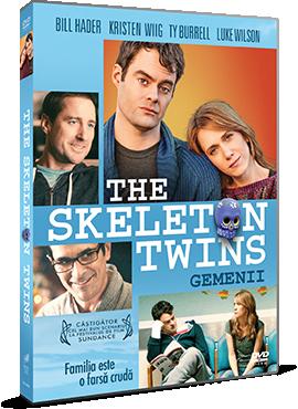 Gemenii / The Skeleton Twins - DVD