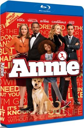Annie (Craciun) - BLU-RAY