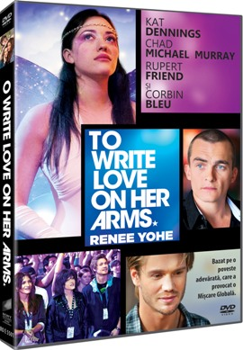 Renee Yohe / To Write Love on Her Arms - DVD