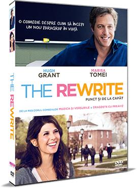 Punct si de la capat / The Rewrite - DVD