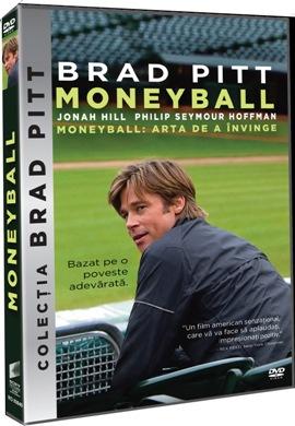 Moneyball: Arta de a invinge / Moneyball - DVD
