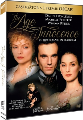 Varsta inocentei / The Age of Innocence - DVD