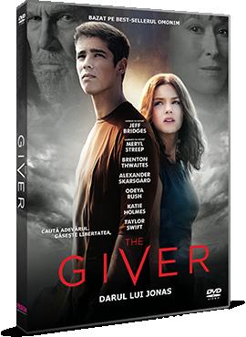 Darul lui Jonas / The Giver - DVD