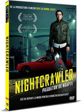 Pradator de noapte / Nightcrawler - DVD