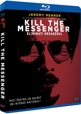 Eliminati mesagerul! / Kill the Messenger - BLU-RAY