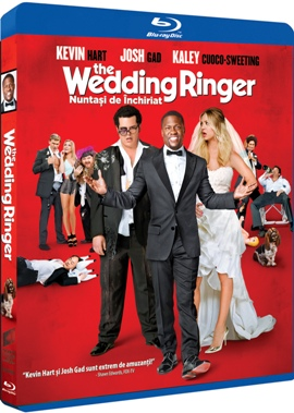 Nuntasi de inchiriat / The Wedding Ringer - BLU-RAY