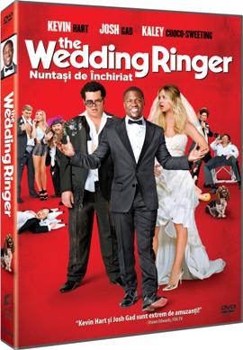 Nuntasi de inchiriat / The Wedding Ringer - DVD