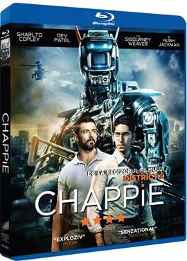 Chappie - BLU-RAY