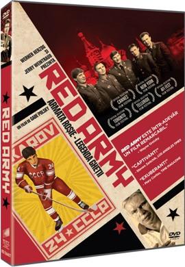 Armata Rosie: Legenda Ghetii / Red Army - DVD