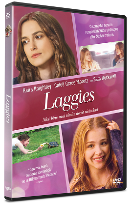 Mai bine mai tarziu decat niciodata / Laggies - DVD