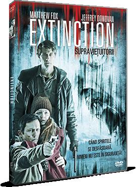 Supravietuitorii / Extinction - DVD
