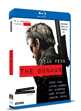 Gunman: Pe viata si pe moarte / The Gunman - BLU-RAY