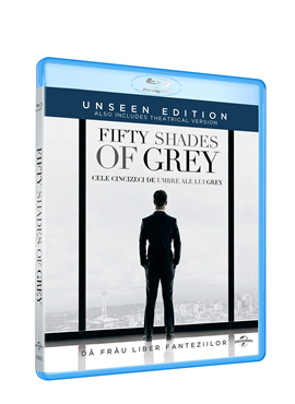 Cincizeci de umbre ale lui Grey / Fifty Shades of Grey - BLU-RAY