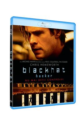 Hacker / Blackhat - BLU-RAY