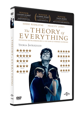 Teoria Intregului / The Theory of Everything - DVD