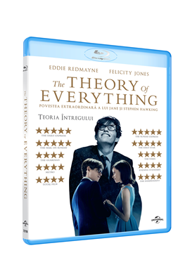 Teoria Intregului / The Theory of Everything - BLU-RAY